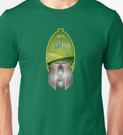 Trek.fm: The Orb Springwine Company T-Shirt