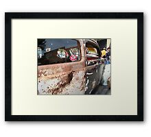 Classic With Character Framed Print