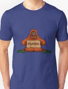 Homeless Orang-utan Unisex T-Shirt