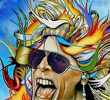 Steven Tyler No 2 by jasun100