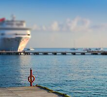Cruise Ships by Jerry Philpot