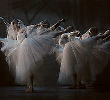 Giselle Act 2 by lawrencew
