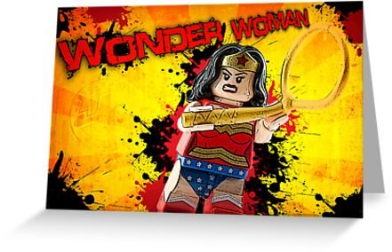 Wonder Woman by plopezjr