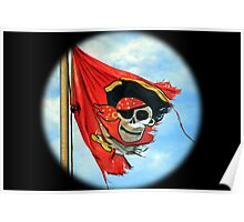 Ahoy There PIRATES! Poster