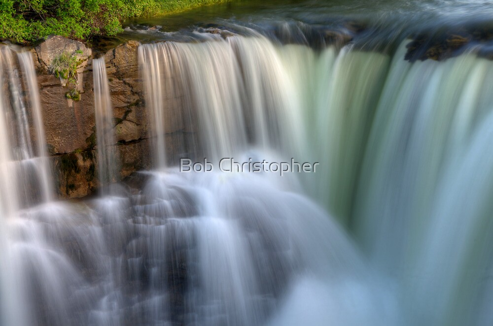 Beauty Of Water by Bob Christopher