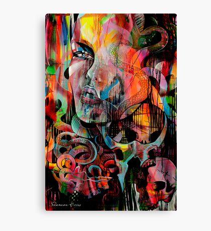 'Delight' Canvas Print