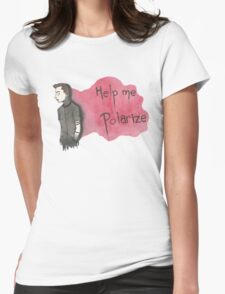 Polarize Womens Fitted T-Shirt