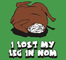 I Lost My Leg in Nom by Latta