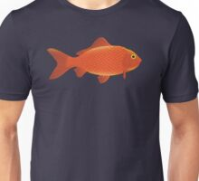 A Simple Goldfish. Unisex T-Shirt