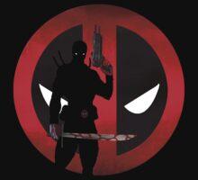Logo Silhouettes - Deadpool