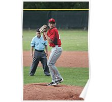 The Pitcher Poster