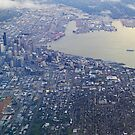 Above Downtown Seattle by Tori Snow