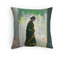 The Abode of Love Throw Pillow