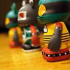 We Three Mickeys by dotstarstudios