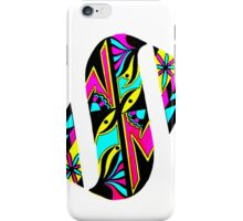 The letter S iPhone Case/Skin