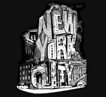 New York City Pencil by Tai's Tees Unisex T-Shirt
