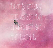 Love is Eternal by Suzanne  Carter