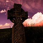 Celtic Cross by Roger Hall