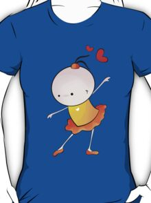 lovely Ballet dance 2 T-Shirt