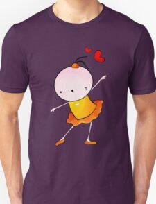 lovely Ballet dance 2 T-Shirt
