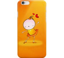 lovely Ballet dance 2 iPhone Case/Skin