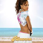 Rihanna - If It's Lovin' That You Want: iPhone 4 & iPod Touch 4G Case Design by Creat1ve