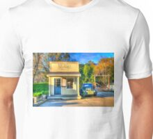 Early morning in Nicasio Unisex T-Shirt