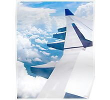 High Above the Clouds Poster