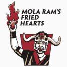 Mola Ram's Fried Hearts by Faniseto