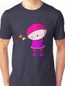 A flower for you Unisex T-Shirt