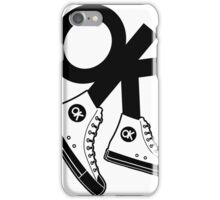 OK kicks iPhone Case/Skin