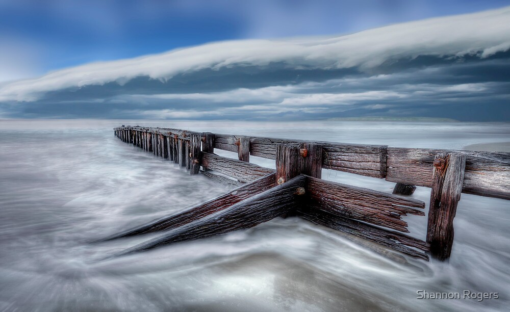 Storm Ahoy by Shannon Rogers