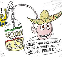 binary options news cartoon g20 tequila in mexico by Binary-Options