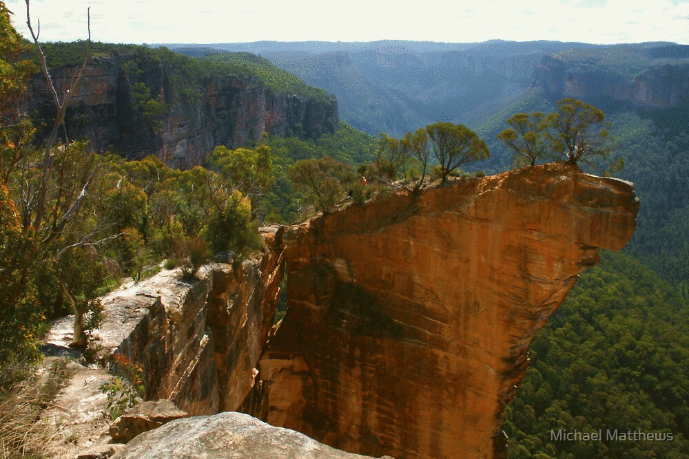 Now for a picnic at Hanging Rock by Michael Matthews