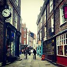 York Shambles by JenaHall