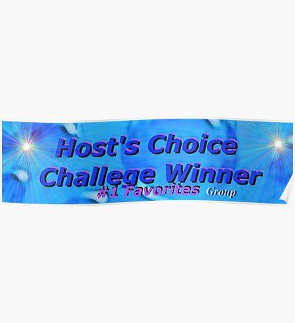 #1 Favorites Group H.C. Challenge winner Poster