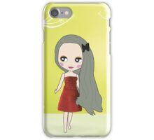 Cute Doll iPhone Case/Skin