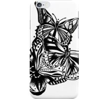Tripple Butterfly iPhone Case/Skin