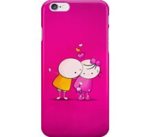 Cute Couple iPhone Case/Skin