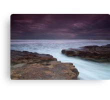 Earth and Sea Canvas Print