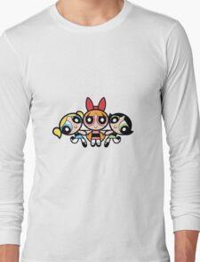 PowerPuff Girls Long Sleeve T-Shirt