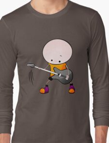Rockstar Boy Long Sleeve T-Shirt