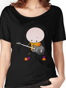 Rockstar Boy Women's Relaxed Fit T-Shirt