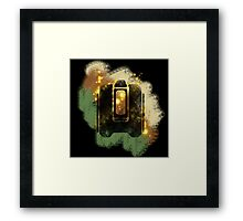 Bastion from Overwatch Icon  Framed Print