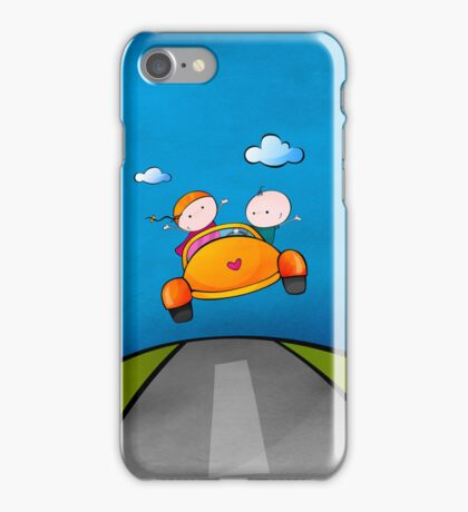 Lovely Road Trip iPhone Case/Skin