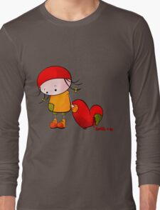 Me And My Heart Long Sleeve T-Shirt
