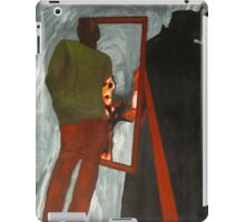 Devil Within Is The Devil Without iPad Case/Skin