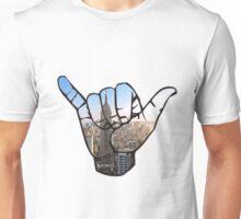 New York City Shaka Hand Unisex T-Shirt