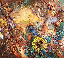 The Walls of Childhood by Elena Kotliarker