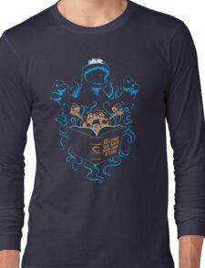 The Necron-Om-Nom-Nom-Nom-Nicon Long Sleeve T-Shirt